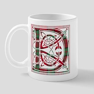 Monogram - Dunbar Mug