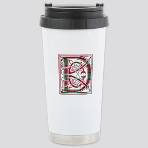 Monogram - Dunbar Stainless Steel Travel Mug