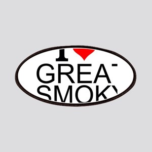 I Love Great Smoky Mountains Patch