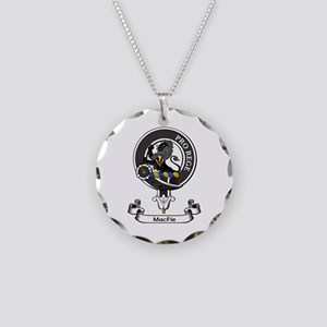 Badge - MacFie Necklace Circle Charm