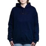 Low Batteries Women's Hooded Sweatshirt