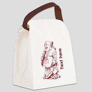 Custom One Line Buddha Meditation Design Canvas Lu