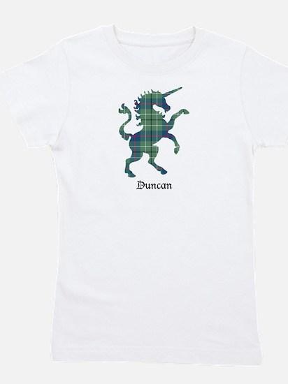 Unicorn - Duncan Girl's Tee