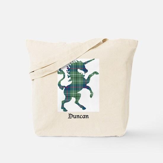 Unicorn - Duncan Tote Bag