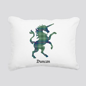 Unicorn - Duncan Rectangular Canvas Pillow