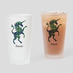 Unicorn - Duncan Drinking Glass