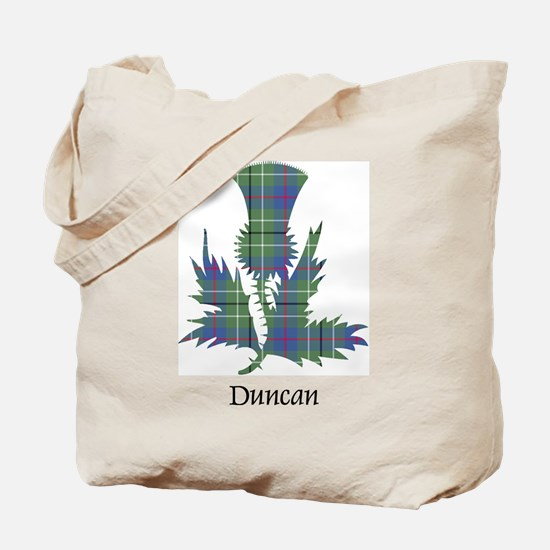 Thistle - Duncan Tote Bag