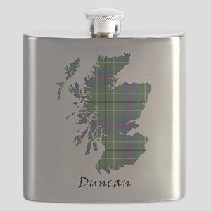 Map - Duncan Flask