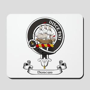 Badge - Duncan Mousepad