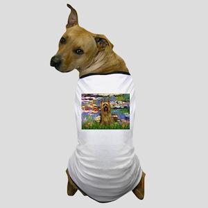 Lilies / Silky T Dog T-Shirt