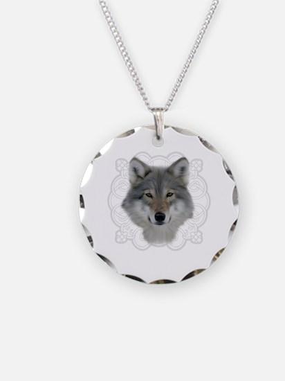 Unique Wolf Necklace