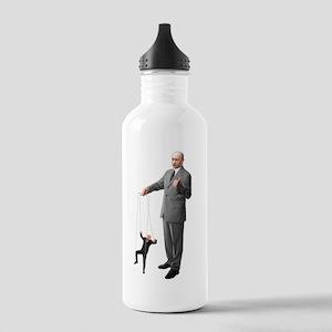 Putin Pulls the Strings Water Bottle