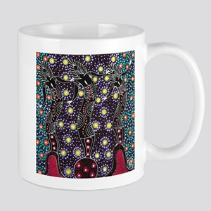 AUSTRALIAN ABORIGINAL ART_FERTILITY Mugs