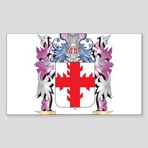 Wachowski Coat of Arms - Family Crest Sticker