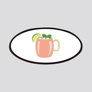 Moscow Mule Drink Patch