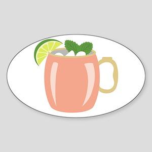 Moscow Mule Drink Sticker