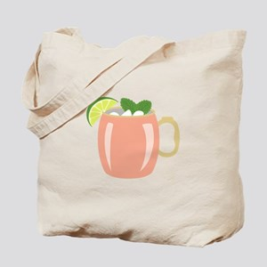 Moscow Mule Drink Tote Bag