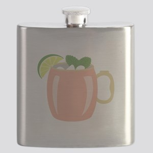 Moscow Mule Drink Flask