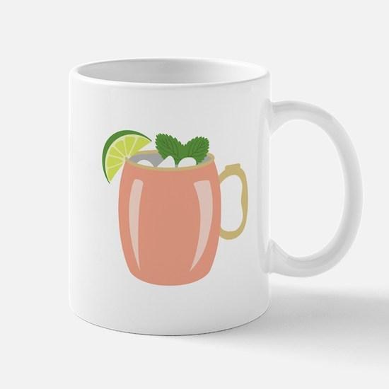 Moscow Mule Drink Mugs
