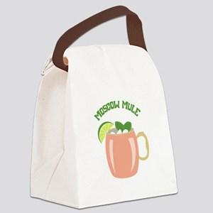 Moscow Mule Canvas Lunch Bag