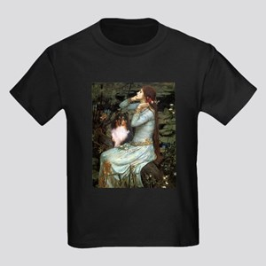 Ophelia / Shelie tri Kids Dark T-Shirt