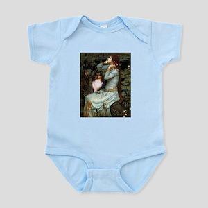 Ophelia / Shelie tri Infant Bodysuit