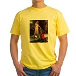 Accolade / Sheltie tri Yellow T-Shirt