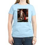Accolade / Sheltie tri Women's Light T-Shirt