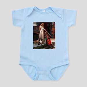 Accolade / Sheltie tri Infant Bodysuit