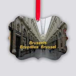 Brussels Picture Ornament