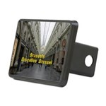 Brussels Rectangular Hitch Cover