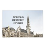 Brussels Postcards (Package of 8)