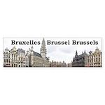 Brussels Sticker (Bumper 10 pk)