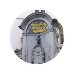 """Brussels 3.5"""" Button (100 pack)"""