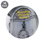 """Brussels 3.5"""" Button (10 pack)"""