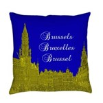 Brussels Everyday Pillow