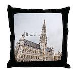 Brussels Throw Pillow