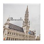 Brussels Tile Coaster