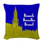 Brussels Woven Throw Pillow