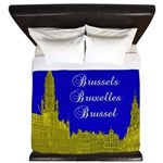 Brussels King Duvet