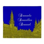 Brussels Throw Blanket