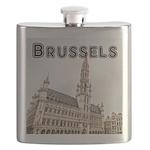 Brussels Flask