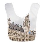 Brussels Polyester Baby Bib