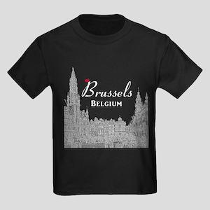 Brussels Kids Dark T-Shirt