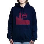 Brussels Women's Hooded Sweatshirt