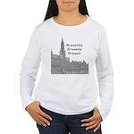Brussels Women's Long Sleeve T-Shirt