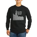 Brussels Long Sleeve Dark T-Shirt