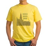 Brussels Yellow T-Shirt