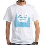 Brussels White T-Shirt