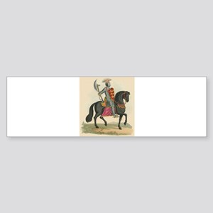 Knights 3 Store Bumper Sticker